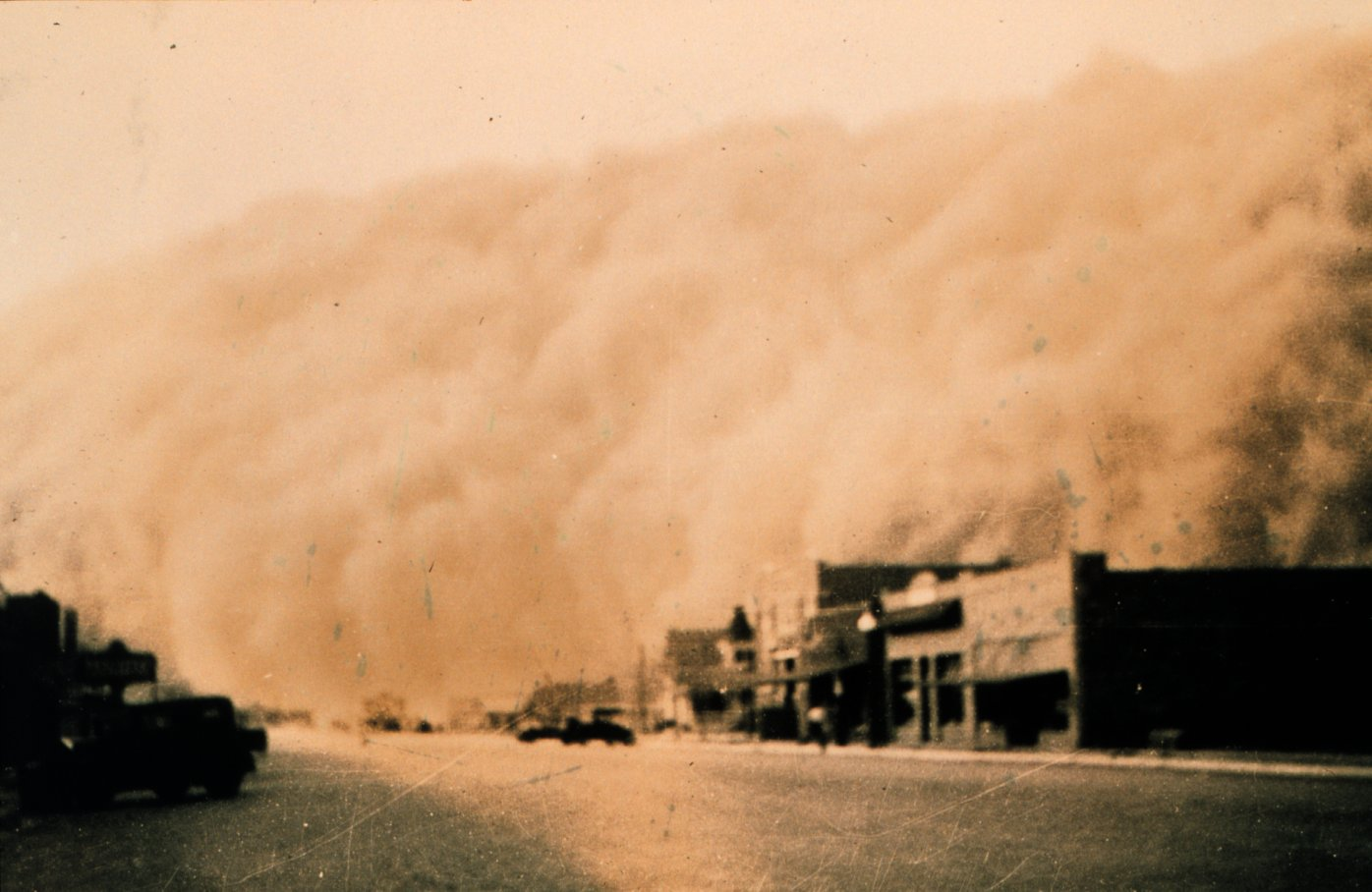 Dust Bowl Photographs