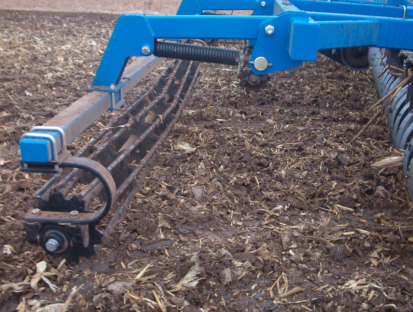 Rolling Basket Harrow : Primary tillage rolling basket bing images